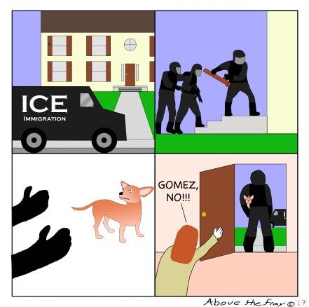 Chihuahua ICE