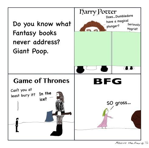 Giant Poop