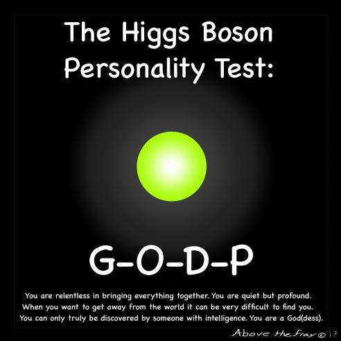 Higgs Boson Test