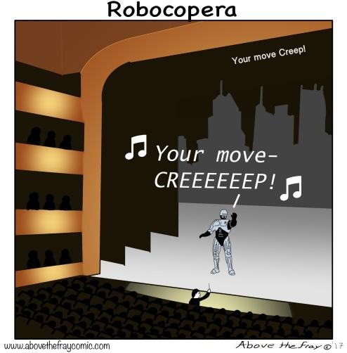 Robocopera
