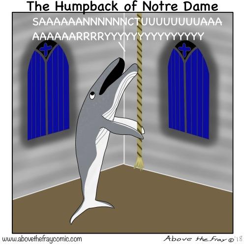 Humpback of Notre Dame