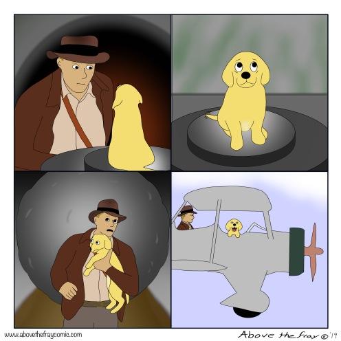 Indiana Jones Animal Rescue