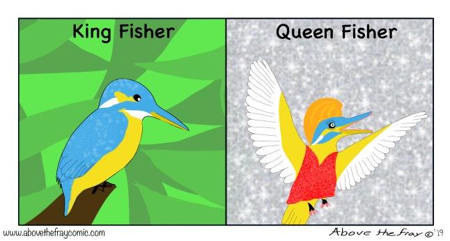 Queen Fisher