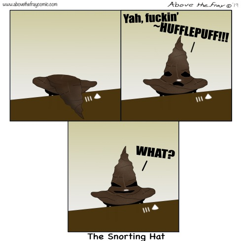 The Snorting Hat