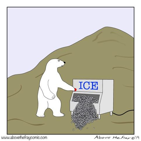 Polar Bear Ice2