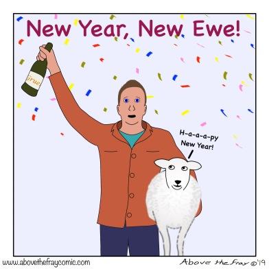 New Year New Ewe
