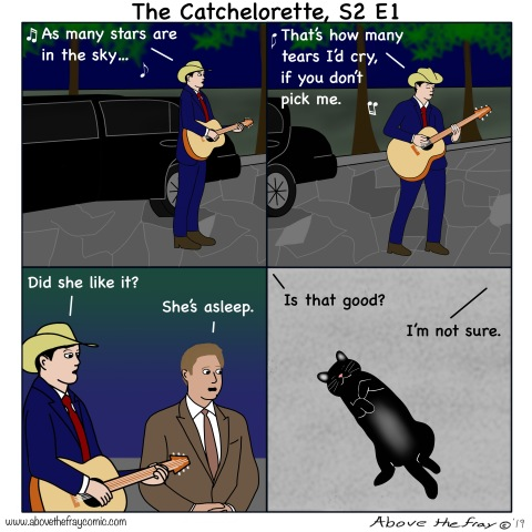 The Catchelorette S2 E1