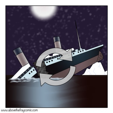 Titanic Syncing