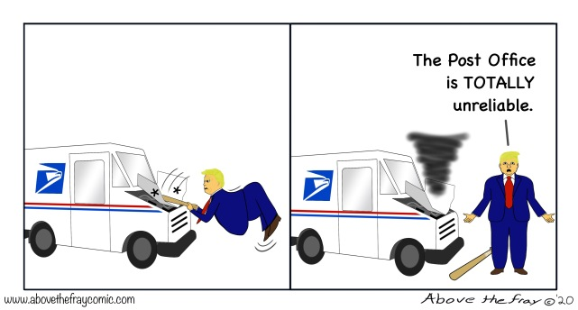 Trump and the USPS